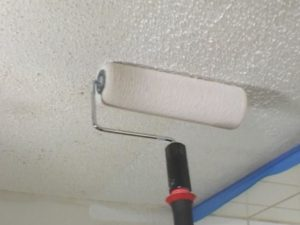 Acoustic Ceiling Texture Repair